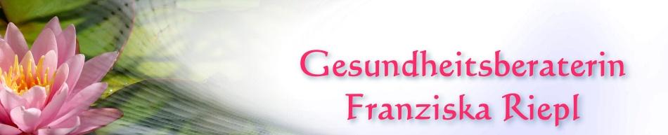 Gesundheitsberaterin franziska riepl